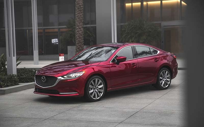 Mazda Releases More Information Including Pricing on Refreshed 2018 Mazda6