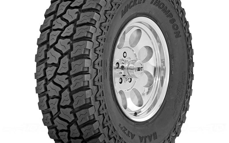 Mickey Thompson Adds High-Flotation Sizes to the Baja ATZ P3 and Baja MTZ P3 Tire Lines