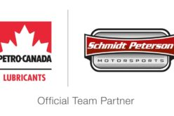 Petro-Canada Lubricants and INDYCAR's Schmidt Peterson Motorsports Announce Partnership Extension