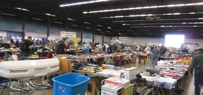 Upcoming Event: 54th Annual Portland Swap Meet