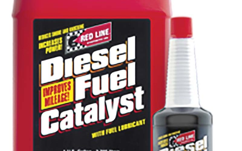 Red Line Diesel Fuel Catalyst