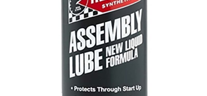 Red Line Synthetic Oil's New Liquid Assembly Lube