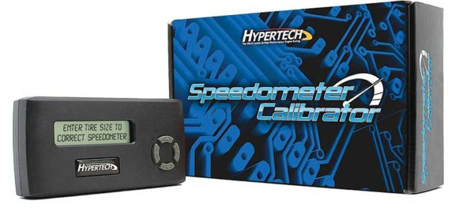 HyperTech Speedometer Calibrator for Jeep Wrangler JK