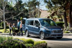 New Ford Transit Connect Wagon Features a New Look and Engine Options