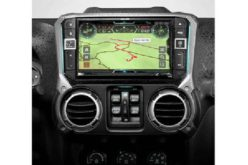 Alpine X209-WRA-OR Weather-Resistant AVN System for Jeep Wrangler