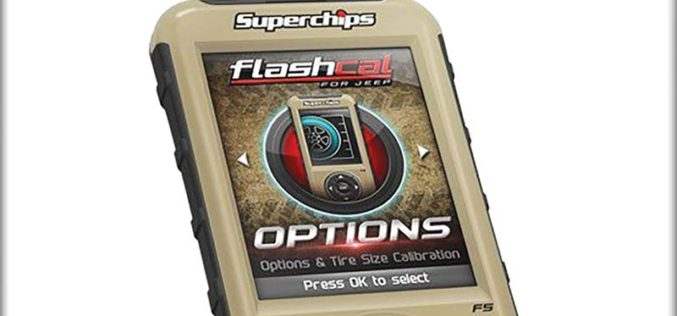 Superchips Flashcal for Jeep