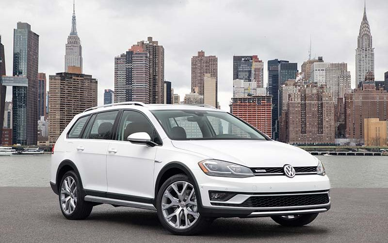Road Test: 2018 Volkswagen Golf Alltrack