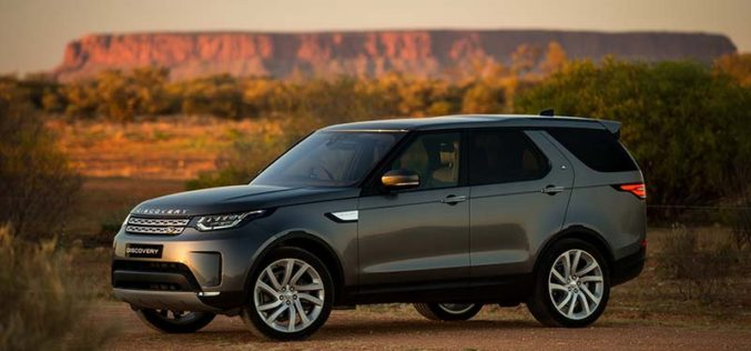 Road Test: 2018 Land Rover Discovery HSE Luxury
