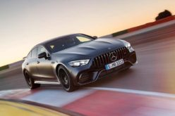 Mercedes-AMG GT 4-Door Coupe Adds to Growing AMG Family