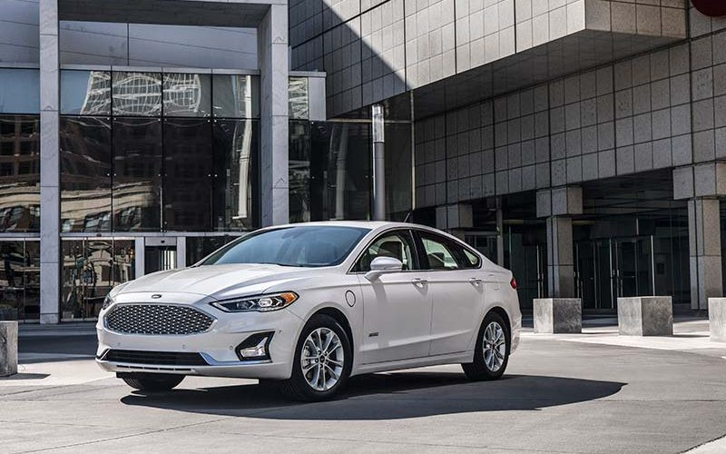 Ford Gives Fusion Sedan Upgrades for 2019 Model Year