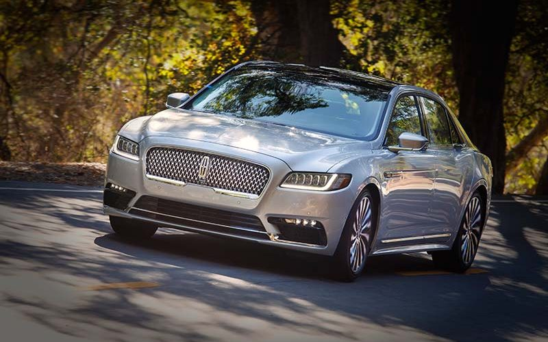 Lincoln to Discontinue Continental After Current Generation