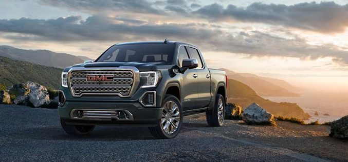 GMC Unveils All-New, Next-Generation 2019 Sierra