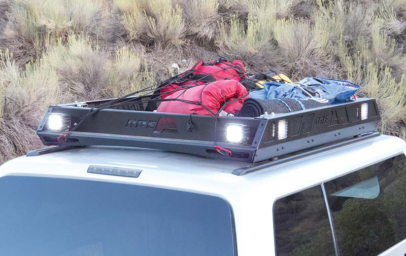A R E S Ascend Roof Basket Ideal For Increasing Cargo