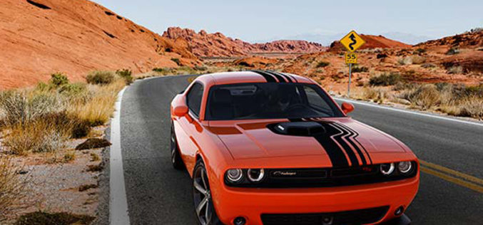 Dodge//SRT Offering New Heritage Inspired Options