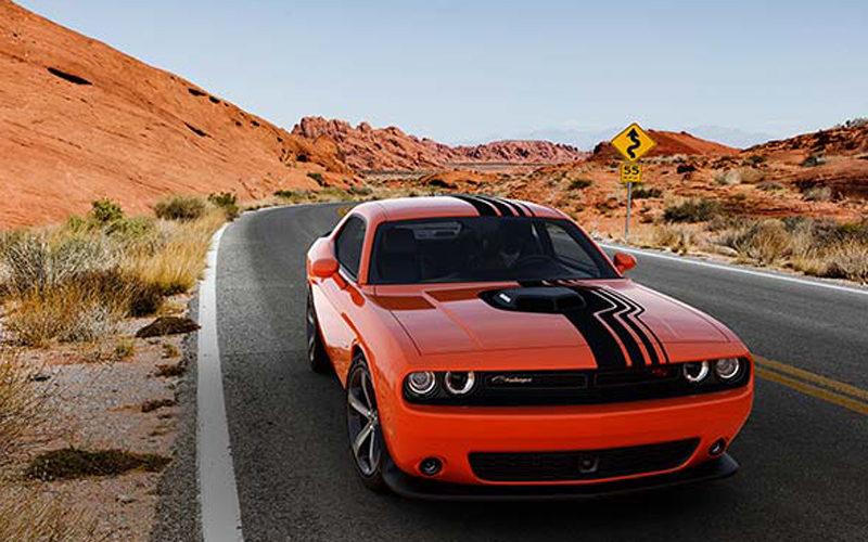 Dodge//SRT Offering New Heritage Inspired Options
