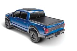Enthuze Retractable Tonneau Cover
