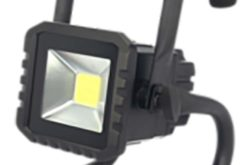 Enthuze's New Rechargeable LED Flood Lamp