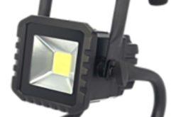 Enthuze's New Rechargeable LED Flood Lamp