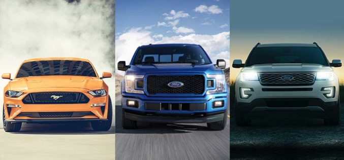 Ford Reveals Plans to Revamp Lineup by 2020, Also Teases Upcoming Models