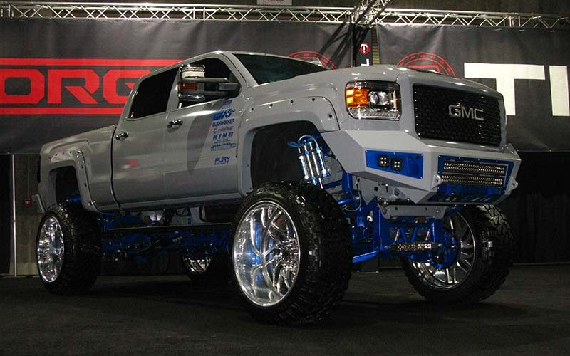 In Case you Missed It: Custom trucks Show-off at L.A. Auto Show