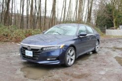 Road Test: 2018 Honda Accord Touring
