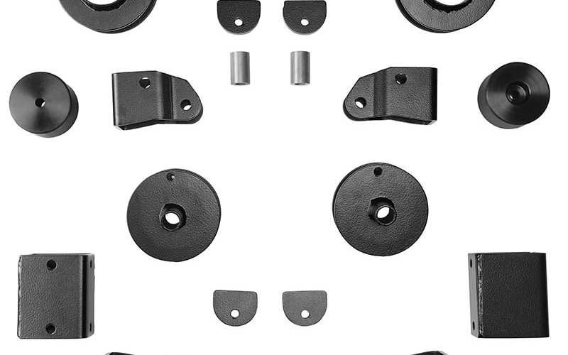 Rubicon Express 2-In. Lift Kit for Jeep Wrangler JL