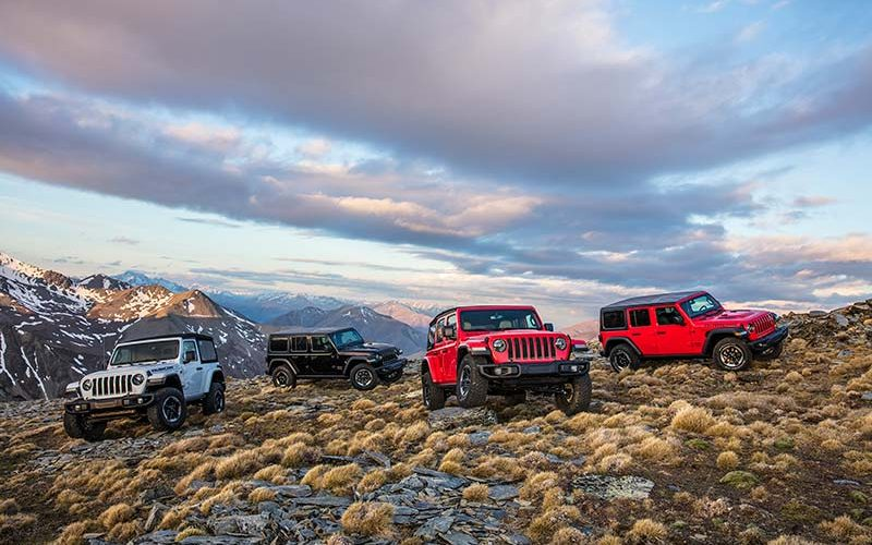 Jeep Brand Named Cult Brand Honoree by The Gathering