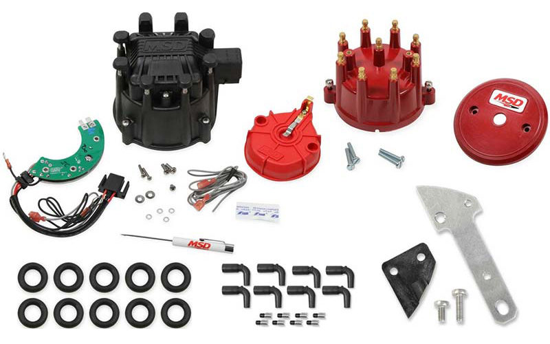 MSD Announces Release of Large Assortment of New Ignition Products