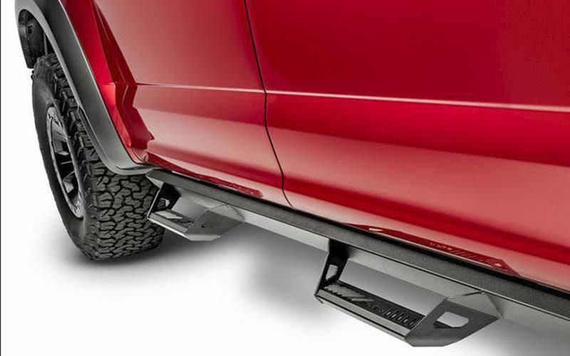 N-Fab Introduces Predator Pro Aluminum Hoop Step