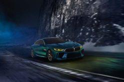 BMW Unveils Concept M8 Gran Coupe Concept in Geneva