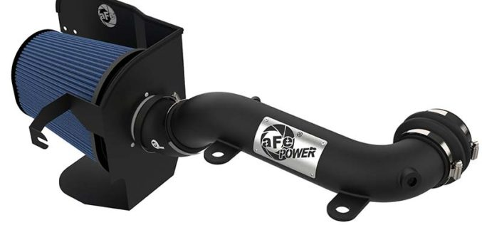 aFe Power Magnum Force Cold Air Intake System for Jeep Wrangler JL