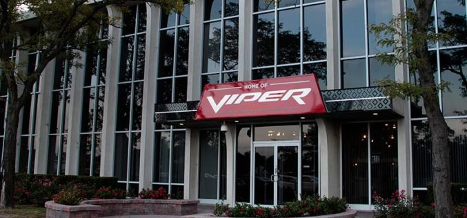 Viper Plant to Become Home of FCA Car Collection