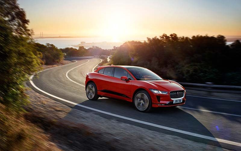 Jaguar Reveals Its First Fully Electric Production Vehicle, the I-PACE SUV