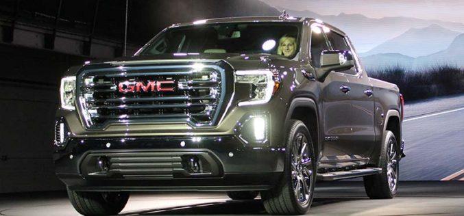First Look: 2019 GMC Sierra