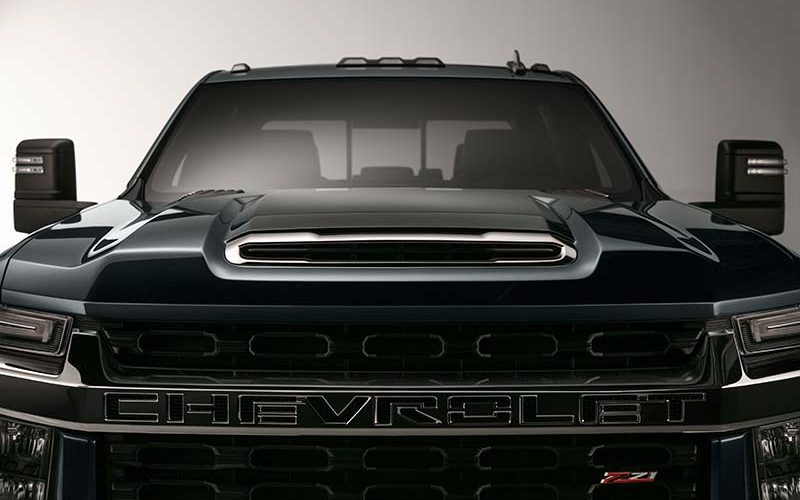 Chevrolet Announces Plans to Reveal Next-Gen Silverado HD