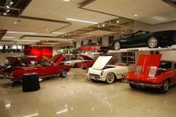Feature: The Automobile Gallery Raises Muscle Cars to Art