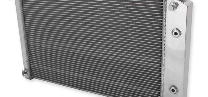 Frostbite Aluminum 3-Row Radiator