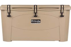 Grizzly G100 Cooler