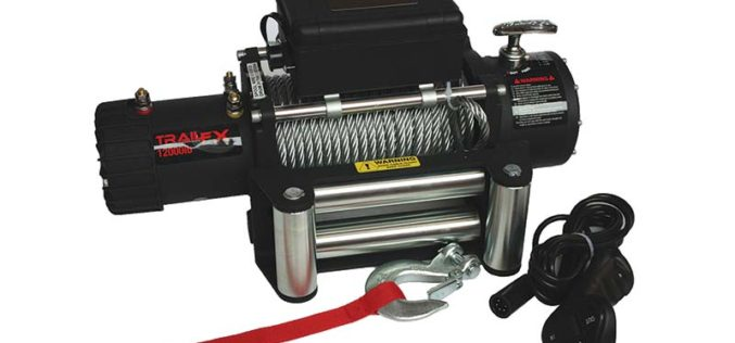 TrailFX Reflex Series Winches