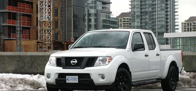 Road Test: Nissan Frontier Midnight
