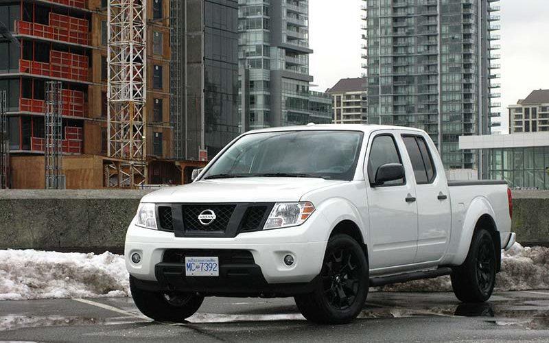 Road Test: Nissan Frontier Midnight