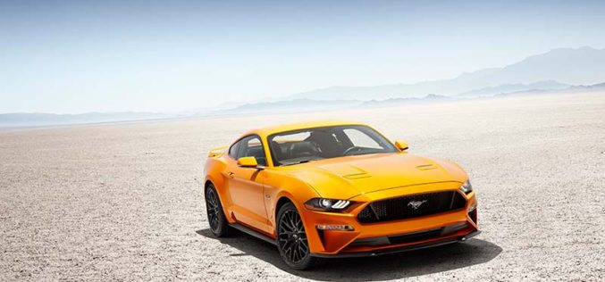 Ford Mustang Named the World's Best-Selling Sports Coupe for 3rd Straight Year