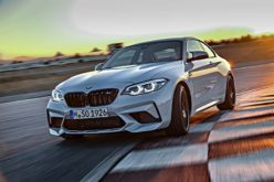 BMW Reveals the First Ever BMW M2 Competition