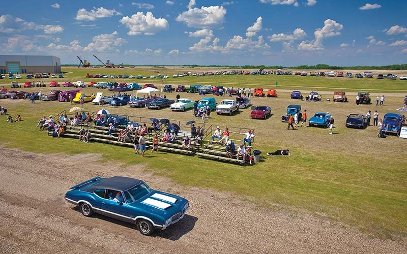 Events Preview: Reynolds-Alberta Museum Presents History Road: the Ultimate Car Show