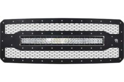 Rigid Industires Grille with RDS-Series Light Bar