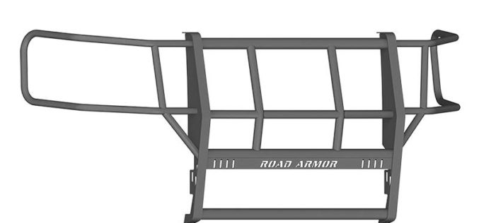 Road Armor Brush Guard for Chevrolet 1500