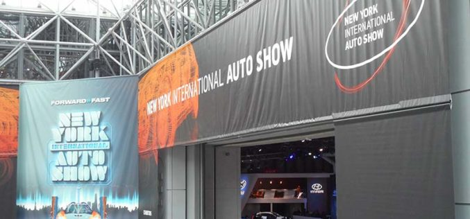 Recap: 2018 New York International Auto Show
