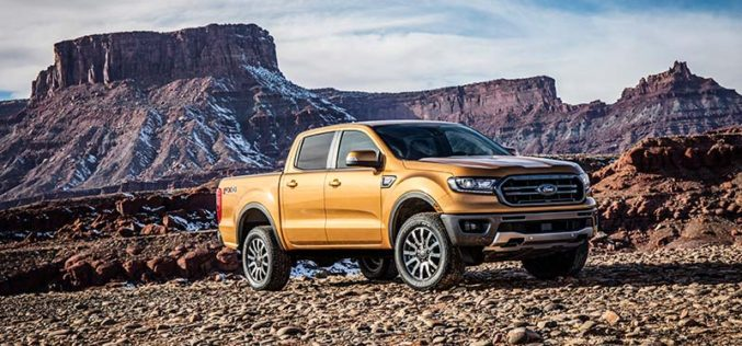 Ford Reveals Rigorous Testing Methods for All-New 2019 Ranger
