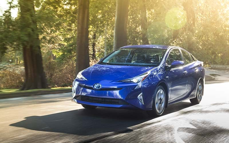 Road Test: 2018 Toyota Prius Technology