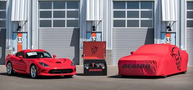 Last 2018 Dodge Challenger SRT Demon Rolls Off Assembly Line